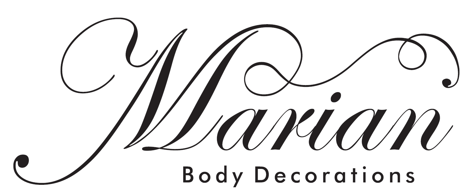 Marian Body Decorations